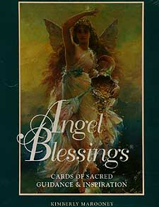 Angel Blessing Cards