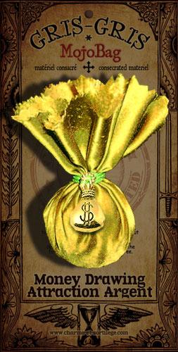 Gris-Gris Mojo Bag: Money Drawing