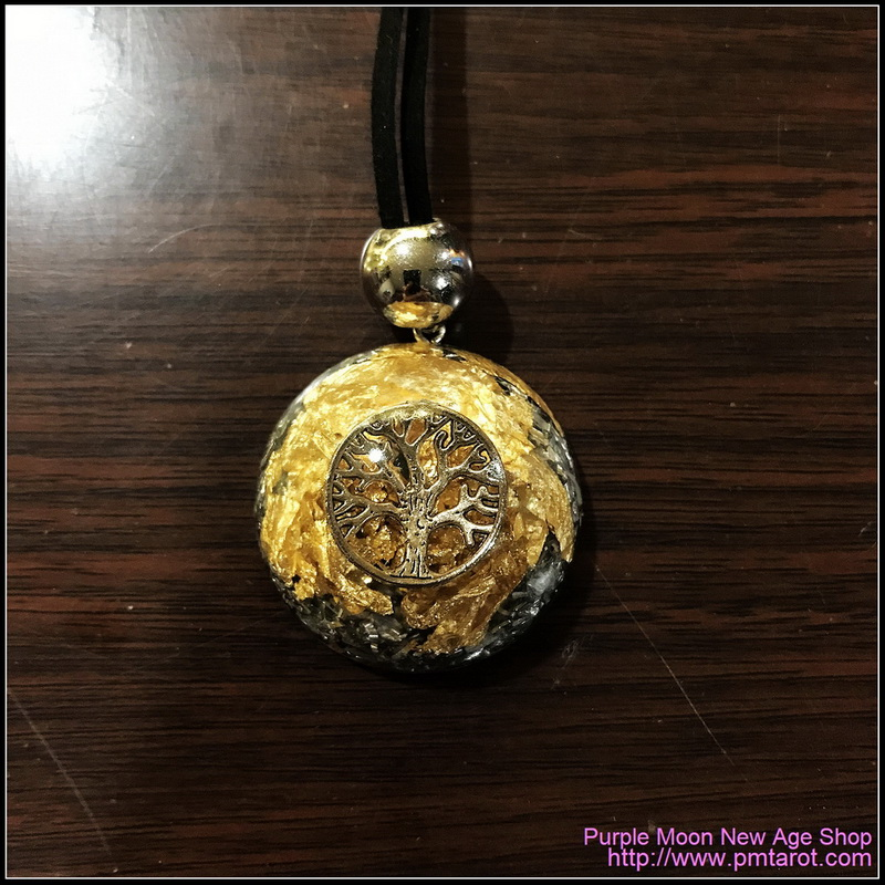 Orgone Pendant Tree Of Life