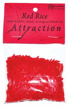 Red Attraction Rice