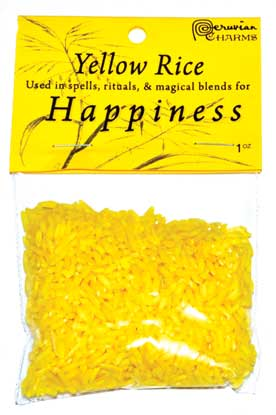 Yellow Happiness Rice