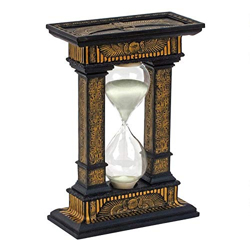 Egyptian Hourglass Sand Timer