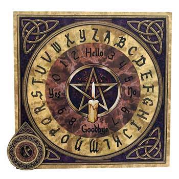 Pentagram Ouija Board