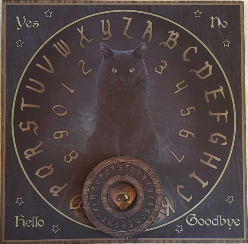 His Masters Voice Ouija Board