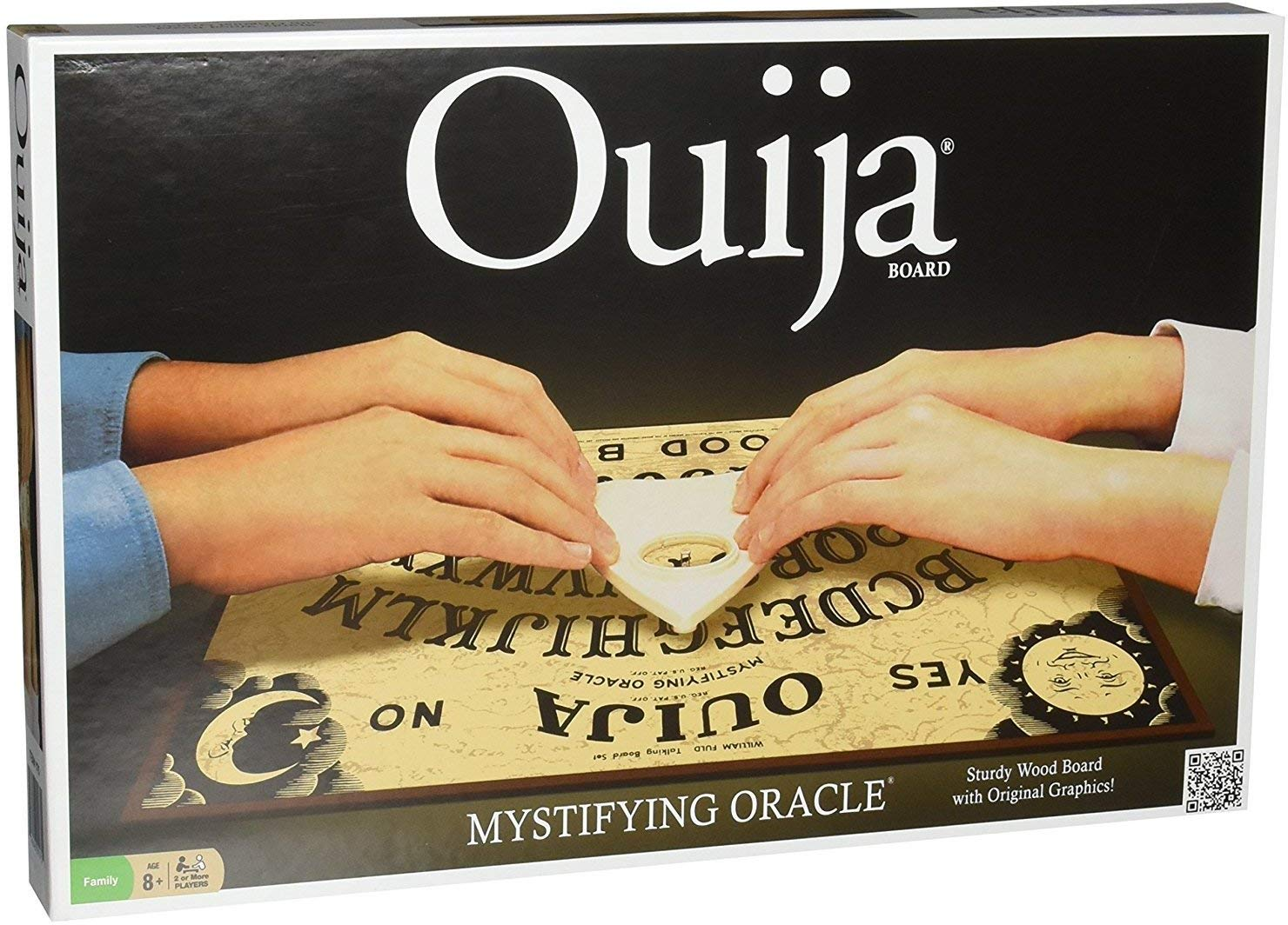 The Classic Ouija Board