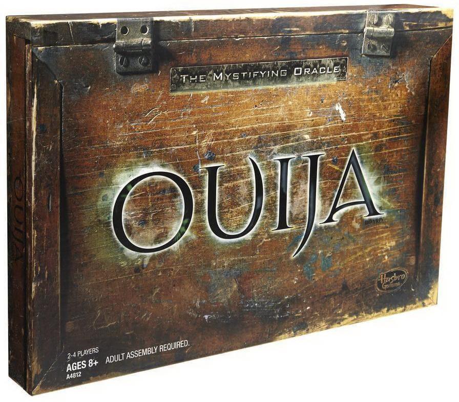 The Ouija Board - Movie Edition