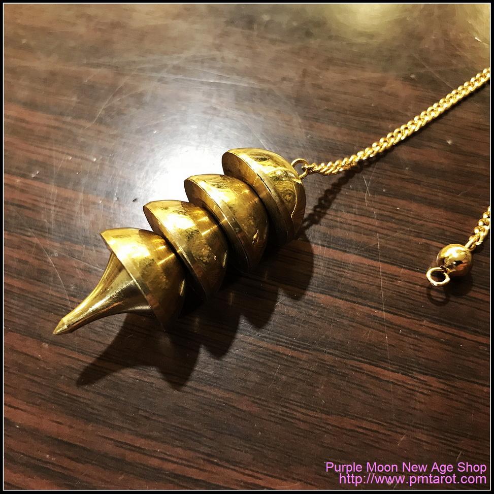 Osiris Metal Healing Pendulum