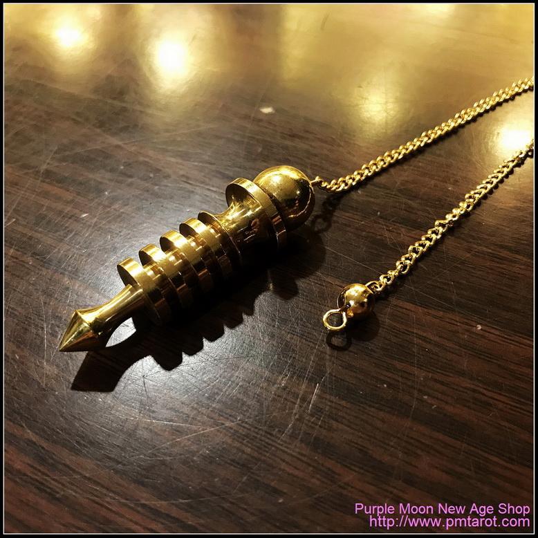 Isis Super 4 Healing Pendulum