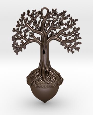 Druid Healing Pendulum