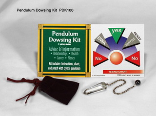The Pendulum Dowsing Kit