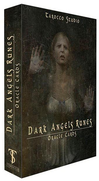 Dark Angels Runes Oracle Cards