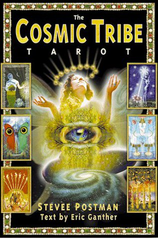 The Cosmic Tribe Tarot Deck/Book Set