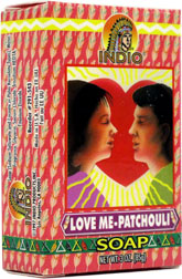 Soap: Love Me - Patchouli
