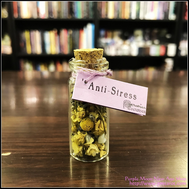 Anti-Stress Pocket Spell Bottle
