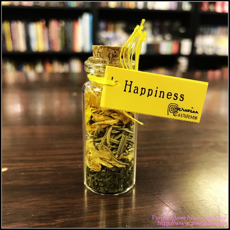 Happiness Pocket Spell Bottle