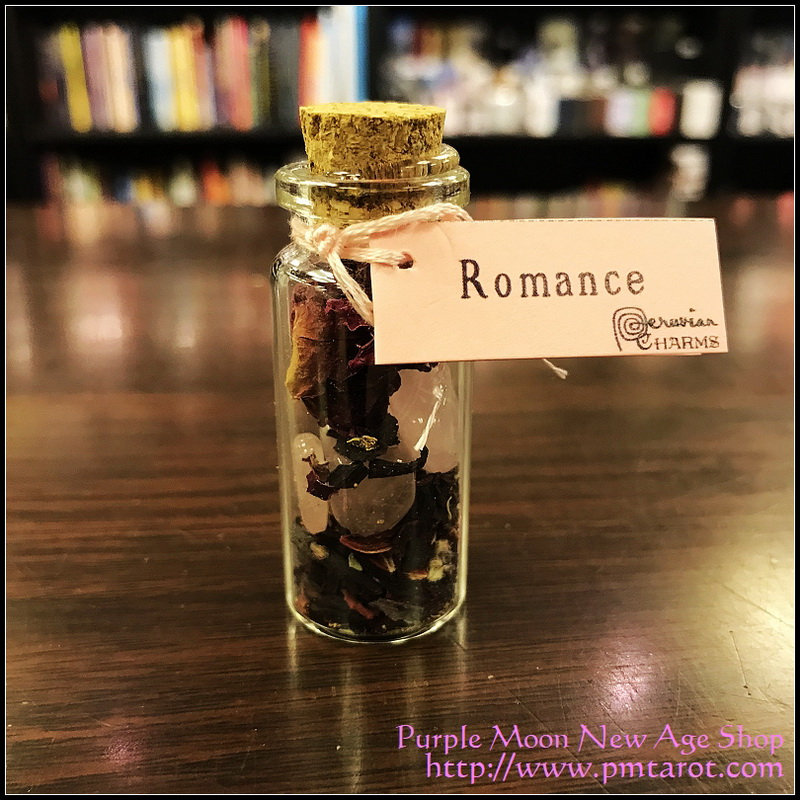 Romance Pocket Spell Bottle