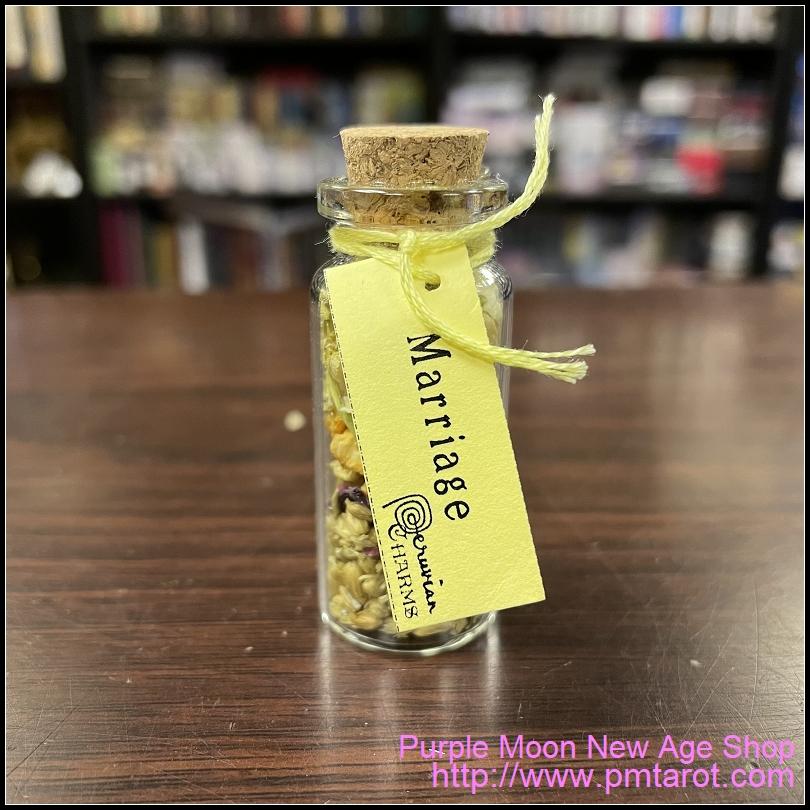 Marriage Pocket Spell Bottle