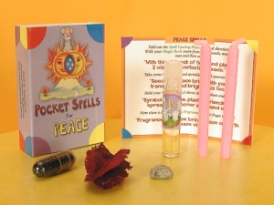 Pocket Spell for Peace