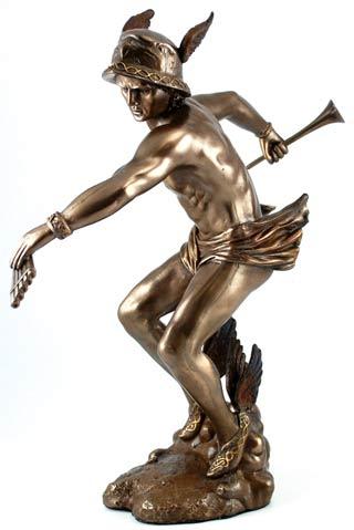 Hermes Statue