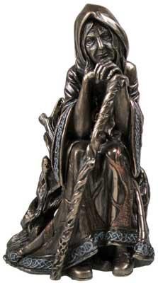 Crone Statue