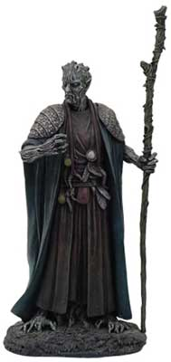 Greenman Statue