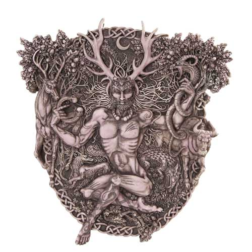Horned God Cernunnos