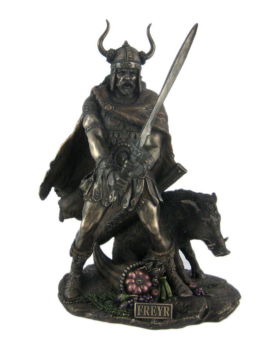 Freyr Statue