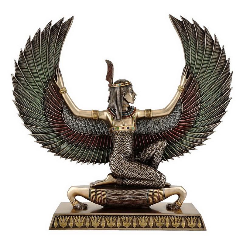 Egyptian Maat Statue
