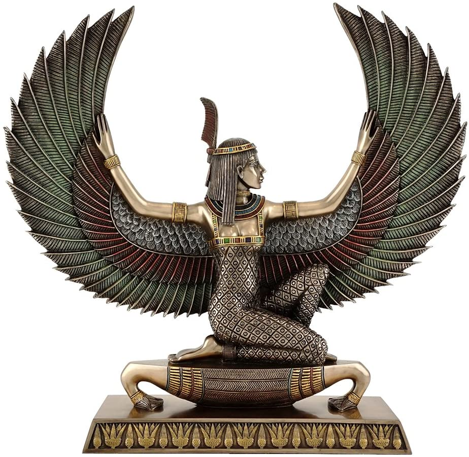 Egyptian Isis Statue Large Size