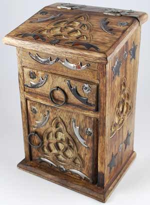 Triquetra Herb Cupboard