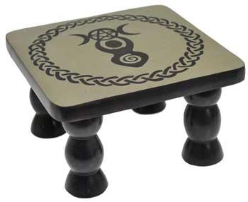 Goddess Altar Table