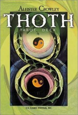 Crowley Large Thoth Tarot Deck