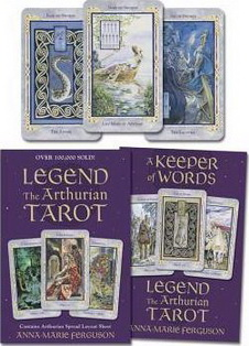Legend Tarot Kit : The Arthurian Tarot