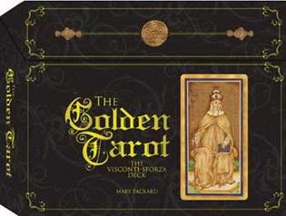 The Golden Tarot: The Visconti-Sforza Deck
