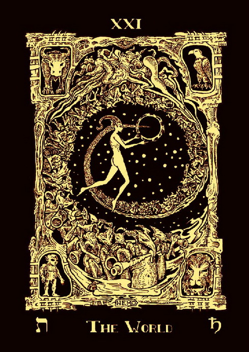 The Book of Azathoth Tarot 2nd Limited Edition