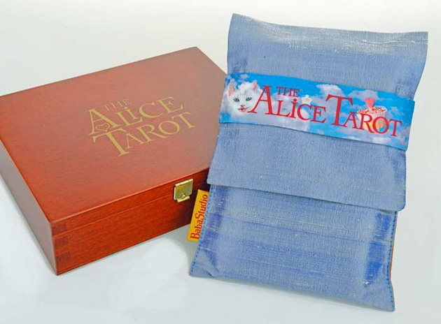 The Alice Tarot Limited Edition