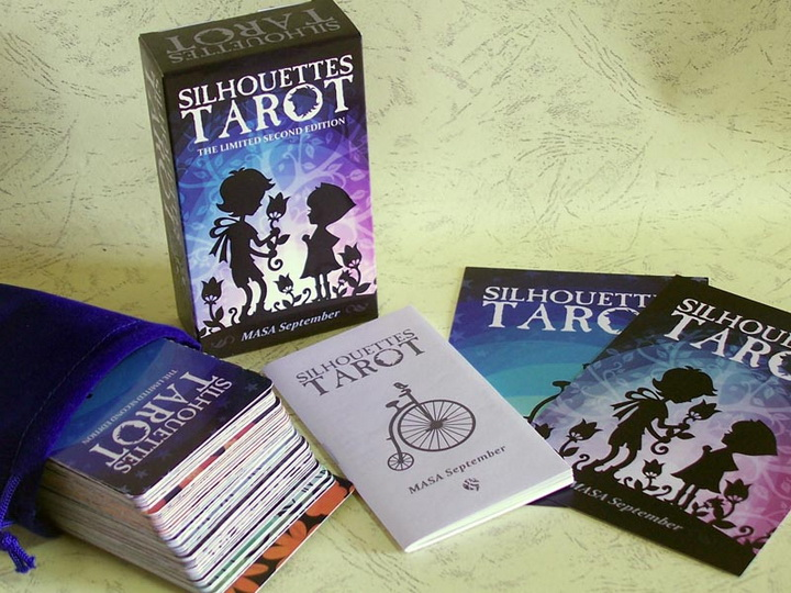 Silhouettes Tarot 2nd Signed Limited Edition