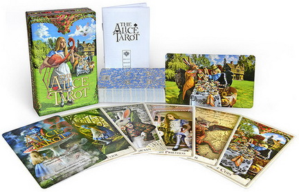 The Alice Tarot — Standard Size 1st Limited Edition
