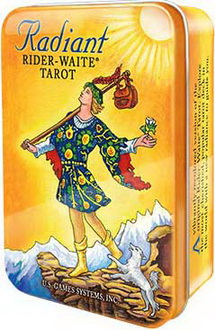 Radiant Rider in a Tin (Pocket Size)