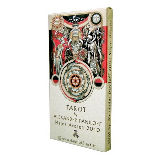 Tarot by Alexander Daniloff 2010 (22 cards limited edition)