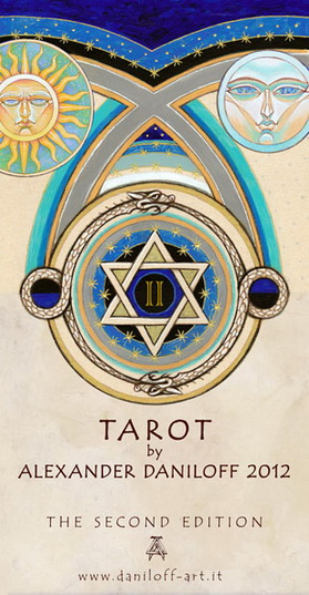 Tarot by Alexander Daniloff 2012 (81 cards limited edition)