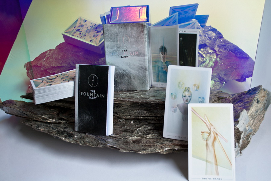 The Fountain Tarot First Limited Edition