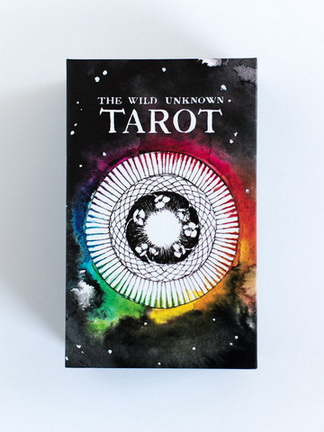 The Wild Unknown Tarot 2nd Limited Edition