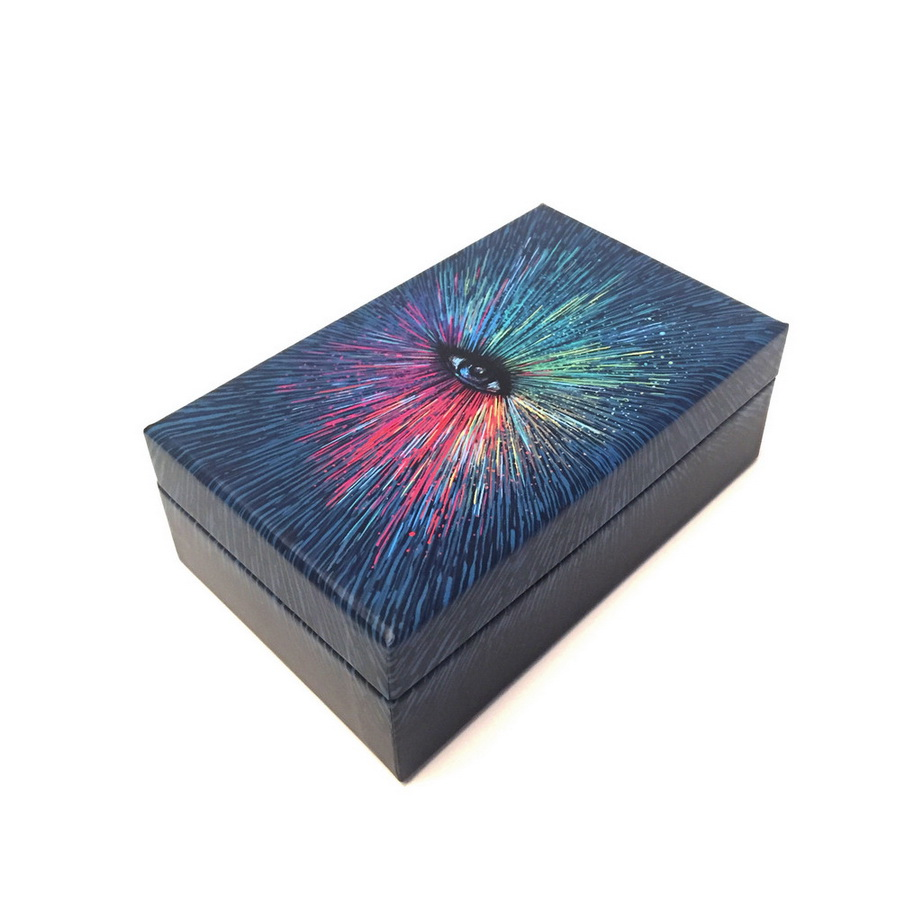 The Prisma Visions Tarot Deck 2nd Limited Edition