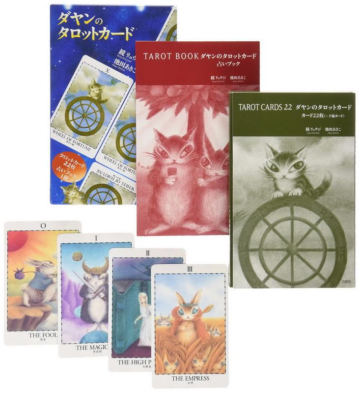 Da Yang Tarot Card