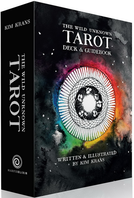 The Wild Unknown Tarot Deck and Guidebook (Mass Production Version)