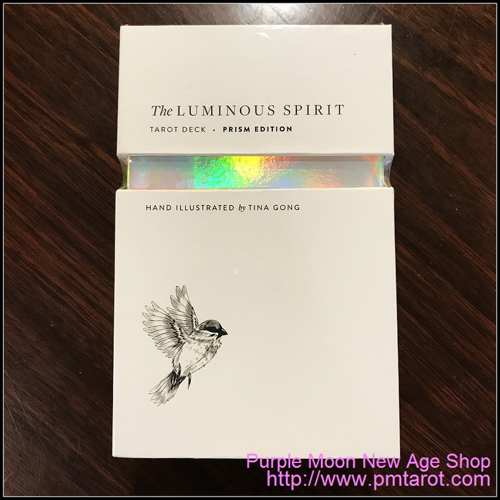 Luminous Spirit Tarot: Prism Edition