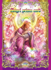 Angel Prism Oracle Card