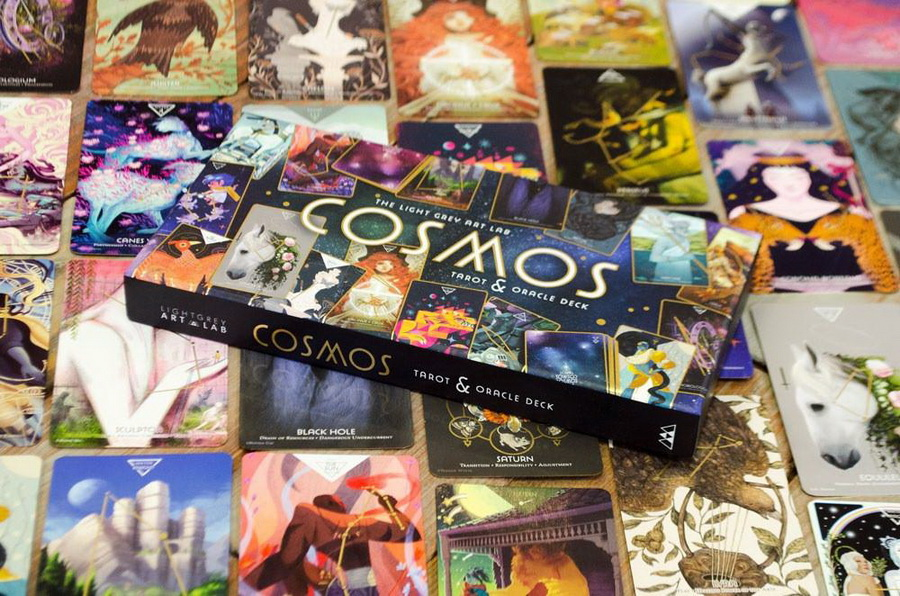Cosmos Tarot & Oracle Deck First Limited Edition
