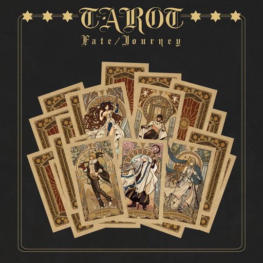 Fate / Journey FGO Tarot